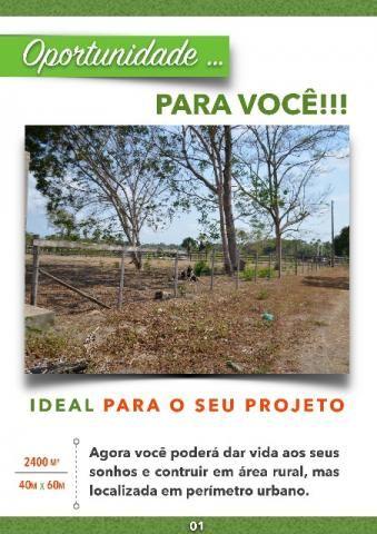 Área TOP - Pólo HortiFruti de Fazendinha - Documentado