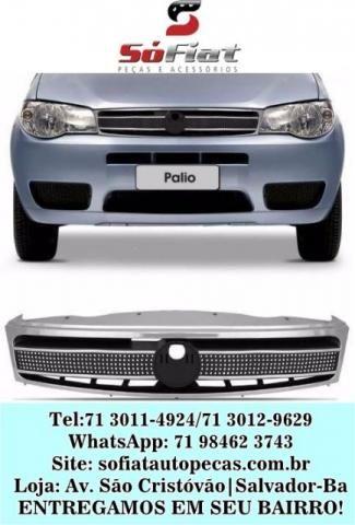 Palio Siena Strada Grade Dianteira 2003/2014 para fiat novo