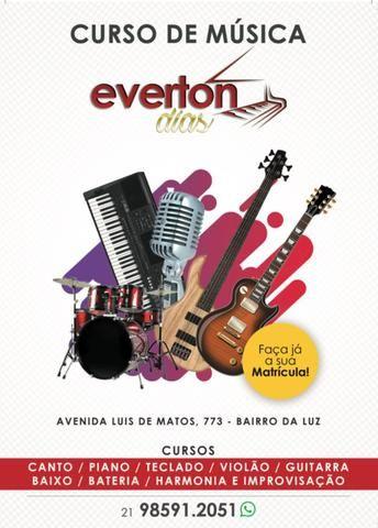 Curso de musica em Nova Iguaçu