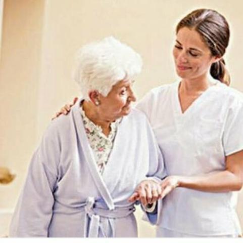 Cuidadora de Idosos/ Acompanhante Hospitalar