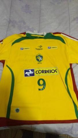 Camisa de Futsal