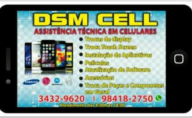 Dsm cell asistencia técnica em celulares é tablete