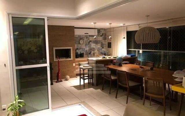 Apartamento com 239m // Projetados - Frente Mar - 4 Suítes e 4 Vagas