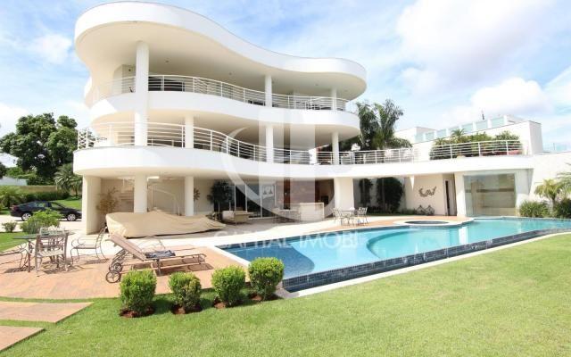Casa de condomínio à venda com 5 dormitórios em Lago sul, Brasília cod:IN5CS23797 - Foto 3