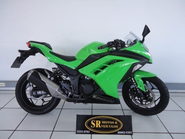 Kawasaki Ninja 300 2013 2013 Motos Indaial Santa Catarina