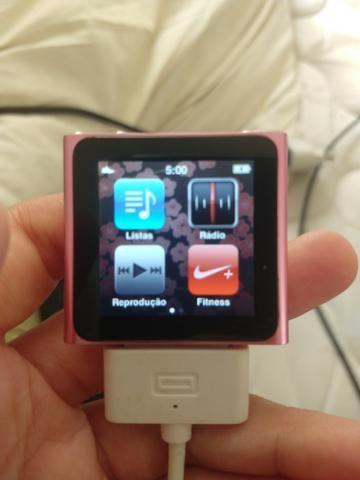 Vendo ipod nano 6
