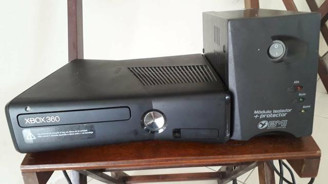 Vendo Xbox 360 slim,leia o anuncio.!