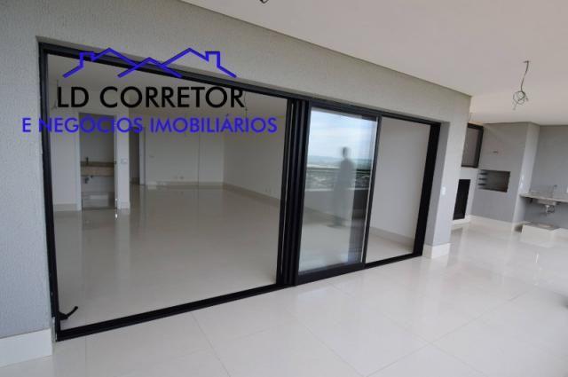 Apartamento à venda com 4 dormitórios em Park lozandes, Goiânia cod:COBEURO268 - Foto 4