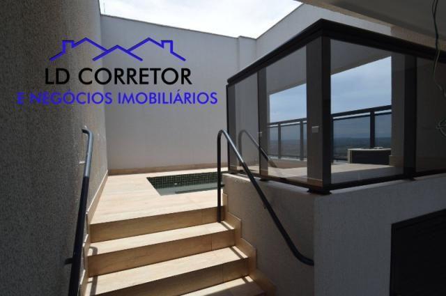 Apartamento à venda com 4 dormitórios em Park lozandes, Goiânia cod:COBEURO268 - Foto 16