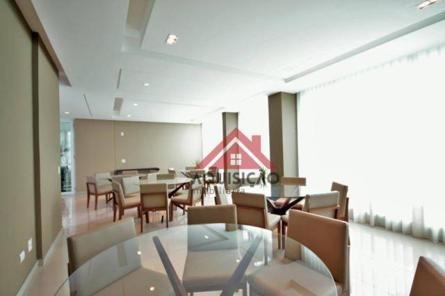 Apartamento com 3 dormitórios à venda, por r$ 399.000 - boa vista - curitiba/pr - Foto 8