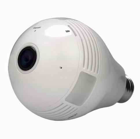 Câmera Lâmpada Ip Infravermelho - Últimas Unidades !!! - Foto 2