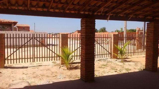 Alugo casa em Luis Correia -PI - Foto 4