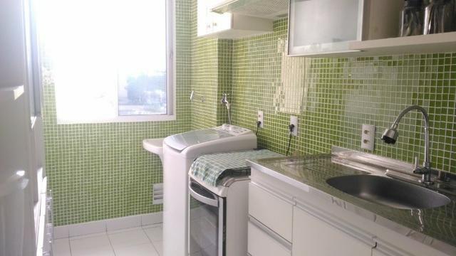 Apartamento Mobiliado no Centro de Hortolândia (pronto para morar)