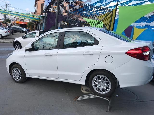 Ford ka 2018/ aprovo com score baixo/ sem cnh/ autonomo/ uber - Foto 2
