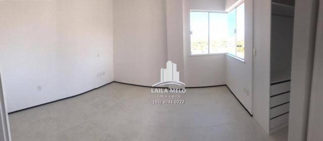 Apartamento residencial à venda com 03 suítes, Papicu, Fortaleza. - Foto 13