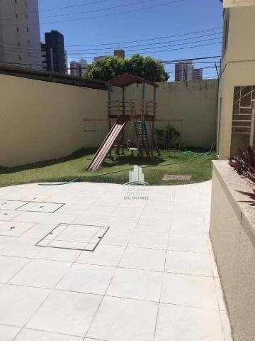 Apartamento residencial à venda com 03 suítes, Papicu, Fortaleza. - Foto 3
