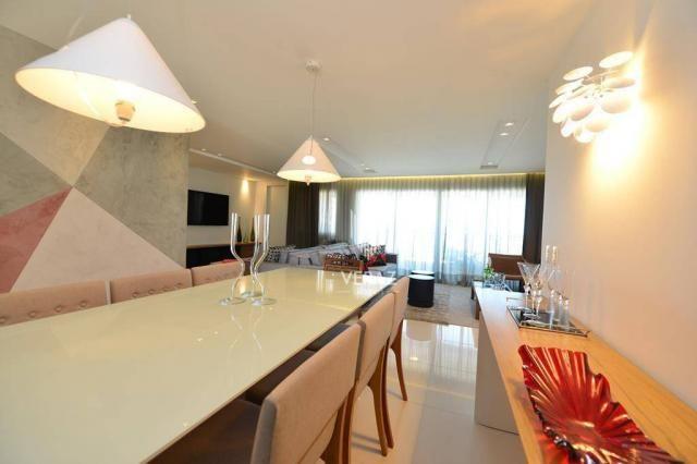 Apartamento com 4 dormitórios à venda, 152 m² por r$ 1.400.000,00 - varjota - fortaleza/ce - Foto 6