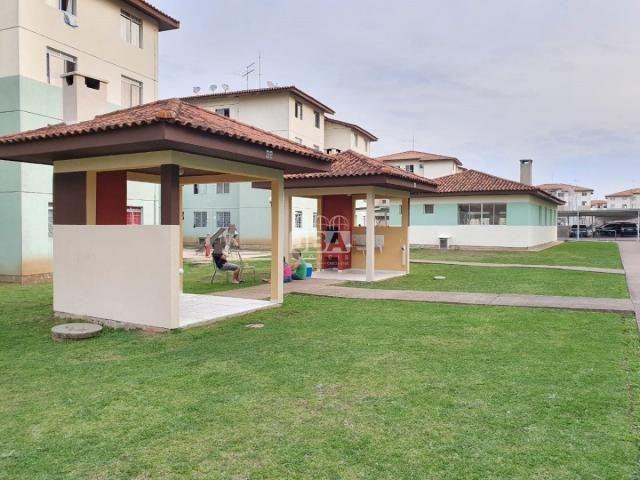 Apartamento à venda com 2 dormitórios em Sítio cercado, Curitiba cod:03702.059 - Foto 8