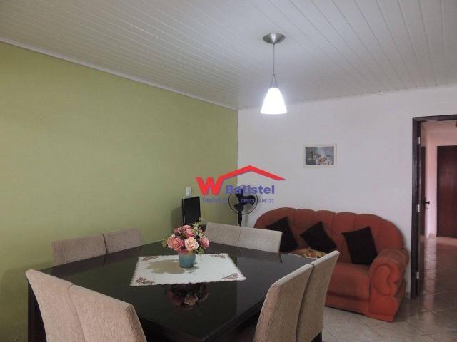 Casa com 3 dormitórios à venda, 170 m² por r$ 380.000 - rua líbia nº 711 - rio verde - col - Foto 5