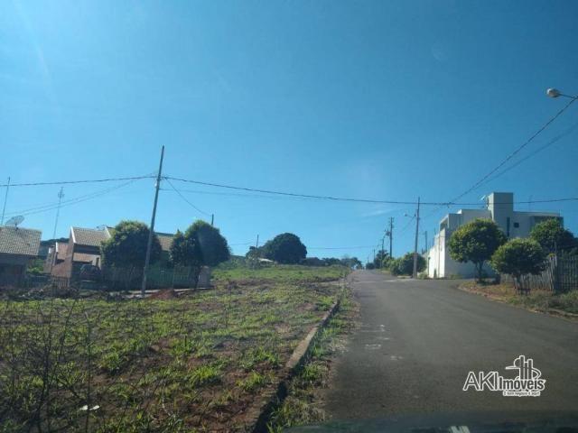 Terreno à venda, 361 m² por R$ 65.000,00 - Jardim Santa Monica - Nova Esperança/PR - Foto 4