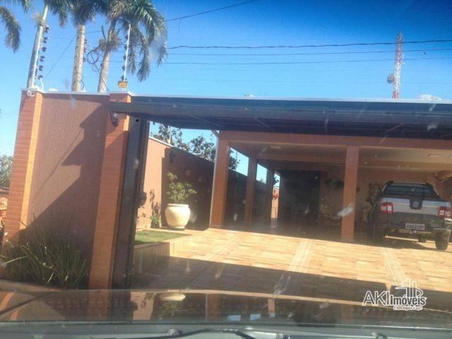 Casa com 6 dormitórios à venda, 380 m² por R$ 1.350.000 - Jardim Grécia - Porto Rico/PR - Foto 2