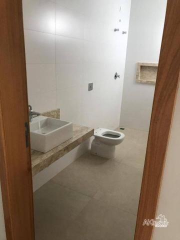 Casa com 3 dormitórios à venda, 256 m² por r$ 1.400.000,00 - jardim guaporé - maringá/pr - Foto 18