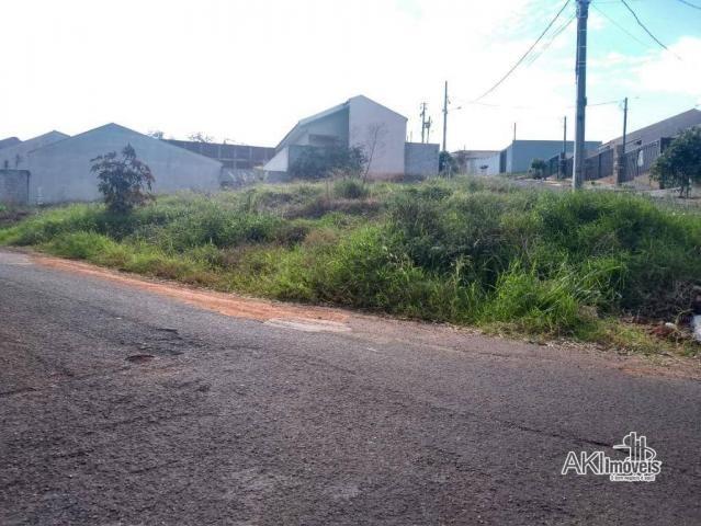 Terreno à venda, 154 m² por R$ 35.000 - Jardim Ana Lígia - Mandaguaçu/PR - Foto 3