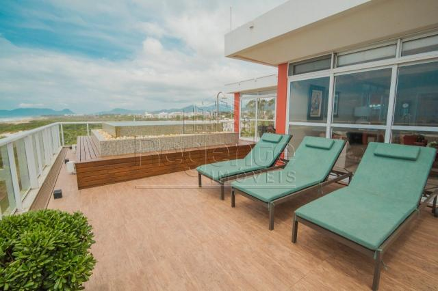 Apartamento à venda com 4 dormitórios em Campeche, Florianópolis cod:79155 - Foto 2