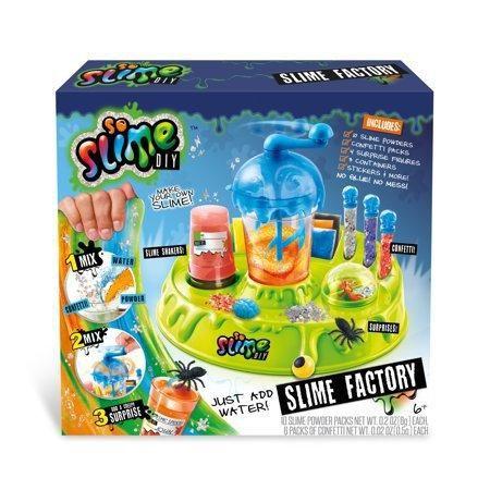 Fábrica de Slime Creepy So Slime Diy - 3X no cartão SEM JUROS