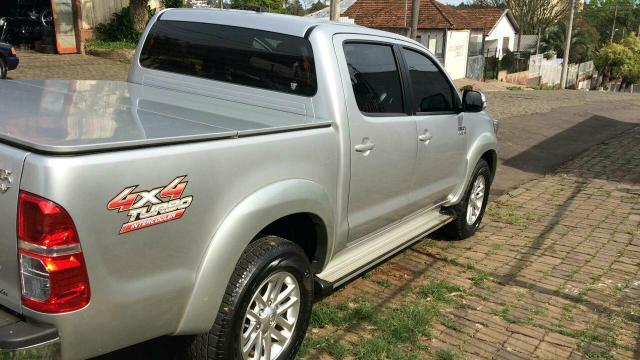 Toyota Hilux SRV 2014 mais nova do site - Foto 2