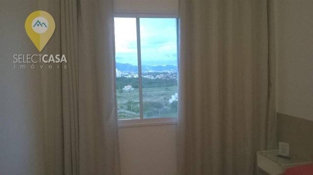 Excelente apartamento 3 quartos no villaggio manguinhos em morada de laranjeiras - Foto 10