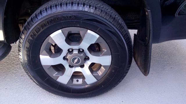 S10 LTZ 2013 2.8 4x4 turbo Diesel AUT único dono Ac troca - Foto 6