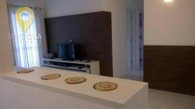 Excelente apartamento 3 quartos no villaggio manguinhos em morada de laranjeiras - Foto 3