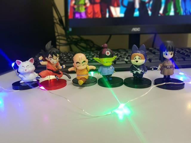 Miniaturas de Dragon Ball - Foto 2