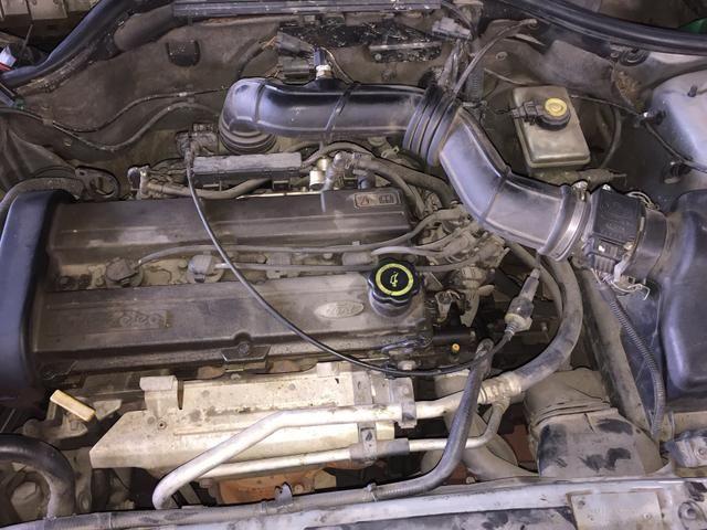 Motor scort 1.8 16 válvula gasolina - Foto 2