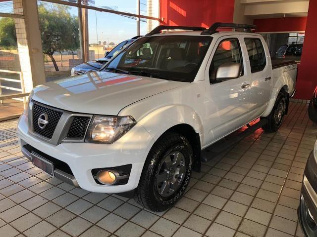 Nissan Frontier SV ATtaCK 2.5TDI(190CV)_1DonO_88MKM_4X4_ExtrANovA_LacradAOriginaL_Placa A_
