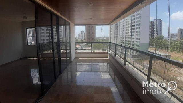 Apartamento com 3 quartos para alugar, 200 m² por R$ 2.000/mês - Jardim Renascença - São L