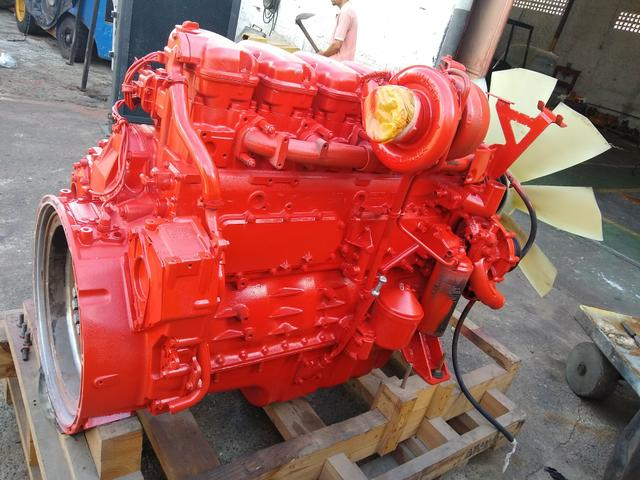 Motor Scania DC12 60A - Foto 4