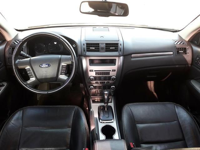Ford Fusion Sel 2.5 2011 vendo ou troco - Foto 3