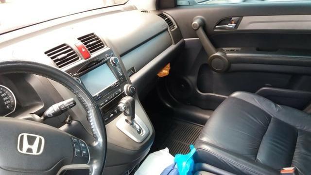Honda-CRV-EXL/2010, 4 X 4, Teto Solar, Automático, Top - Foto 7