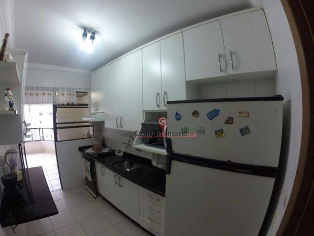 Apartamento com 3 dormitórios para alugar, 131 m² por R$ 500,00/dia - Centro - Balneário C - Foto 4