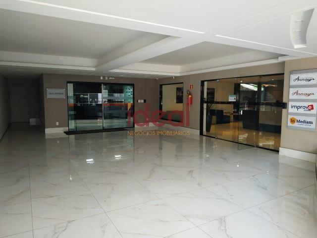 Flat para aluguel, 1 quarto, Centro - Viçosa/MG - Foto 2