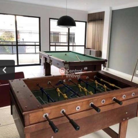 Apartamento com 3 dormitórios para alugar, 131 m² por R$ 500,00/dia - Centro - Balneário C - Foto 12