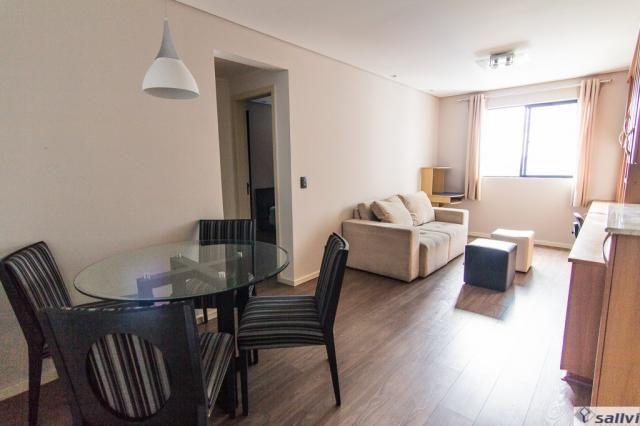Apartamento para alugar com 1 dormitórios em Cristo rei, Curitiba cod:01127.001 - Foto 2