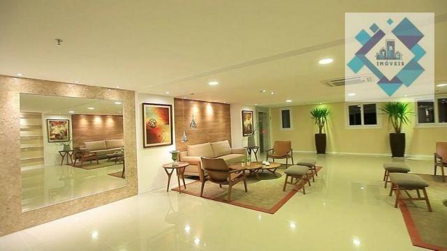 Apartamento com 3 dormitórios à venda, 164 m² por R$ 1.100.000,00 - Guararapes - Fortaleza - Foto 19