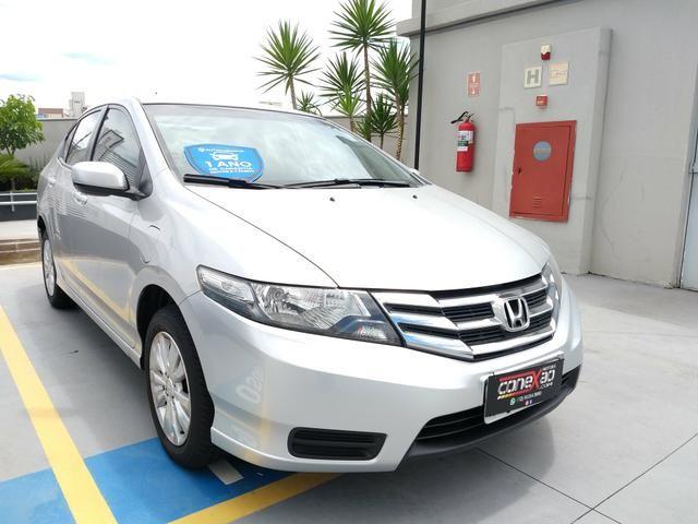 Honda City LX 1.5 manual 2013