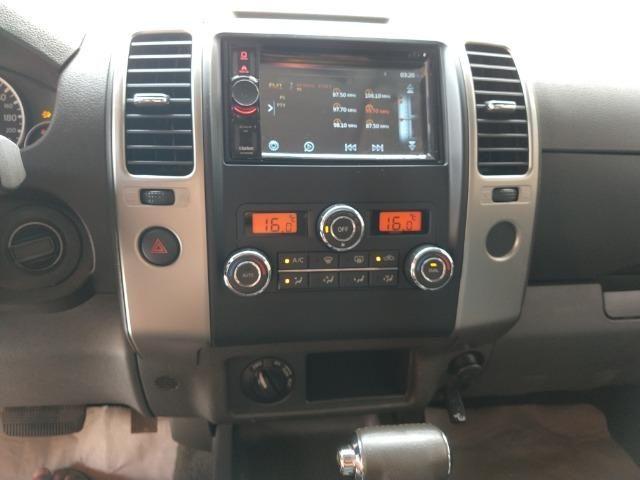 Nissan frontier SL 16/16