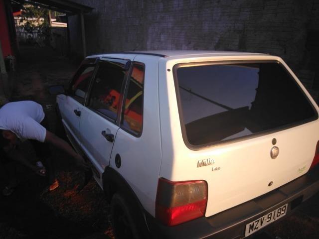 Fiat uno Miller 2006