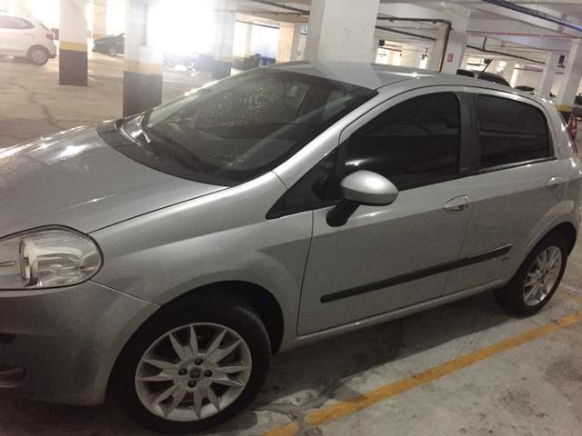 Fiat Punto 1.6 2012 completo