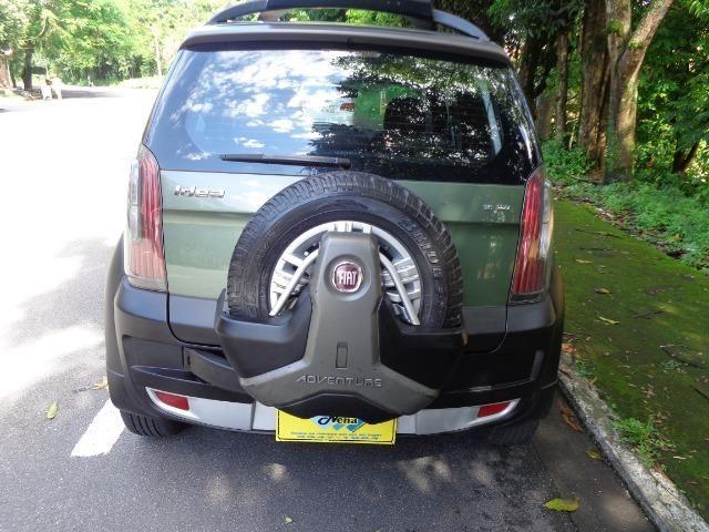 Fiat Idea Adventure 1.8 Completo + GNV !! - Foto 3